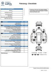 Fahrzeug-Checkliste