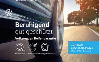 VW Reifengarantie